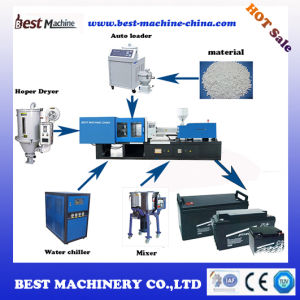 Mobile Phone Battery Injection Molding Machine Fo Rsale pictures & photos