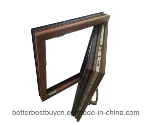 Classic Design Casement/Swing Model Aluminum Window pictures & photos