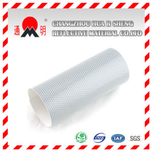 Acrylic Blue Surface High Intensity Grade Reflective Material for Roda Safety (TM1800) pictures & photos