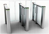 Automatic Swing Barrier Gate for Office Building Access Control System pictures & photos
