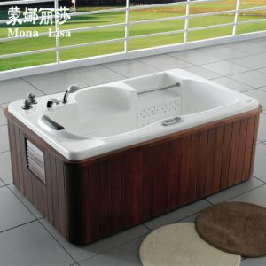 Hot Selling Massage Bathtub with High Quality Skirt (M-2001) pictures & photos