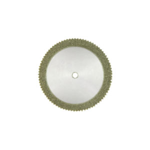 N19d20 19mm High Quality Dental Edga Coated Diamond Wheel Disc pictures & photos