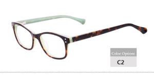 Acetate Eyeglass Optical Frame, Fashion Syle Ready in Stock (JC9013)