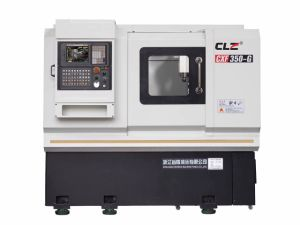 Lathing-Milling-Drilling-Tapping Compunded CNC Machine