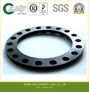 Stainless Steel Pipe Fitting/Elbow Tee Reducer Cap Flange Pipe pictures & photos