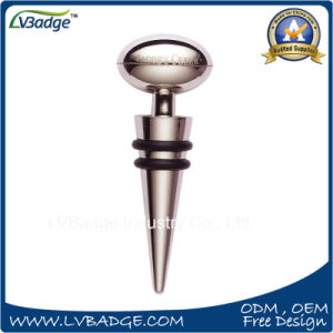 Custom Metal Wine Bottle Stopper pictures & photos
