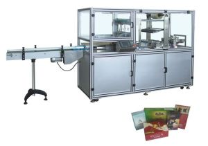Automatic Stationery Cellophane Wrapping Machine (MBTB-400) pictures & photos