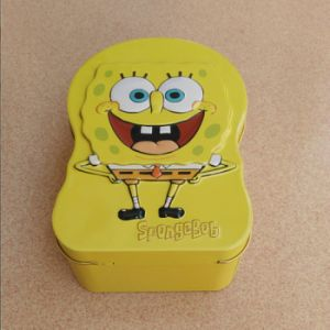 Spongebob Tin Money Box pictures & photos