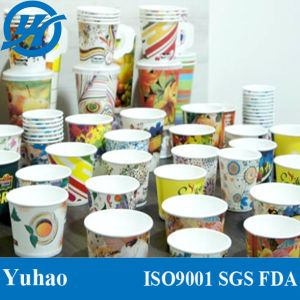 Different Sizes Disposable Paper Cups for Selling pictures & photos