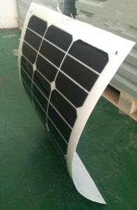 Semi Flexible Solar Panel 20W Flexible Sunpower Solar Panel pictures & photos