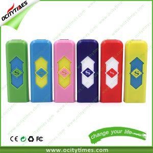 Cheap Plastic Lighter Factory Wholesale USB Lighter for Cigarette pictures & photos