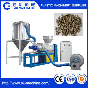 PE PP HDPE LDPE Plastic Film Dewatering Squeezer Machine pictures & photos