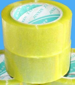 Compertitive Price Crystal Clear High Quality Packing Tape pictures & photos