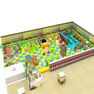 Kids Popular Mini Indoor Playground for Sale pictures & photos