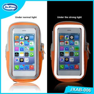 New Arrival Cell Phone Accessories Nylon Bag Armband pictures & photos
