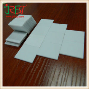 Alumina Ceramic Substrate Without Hole (2mm*22mm*28mm) pictures & photos