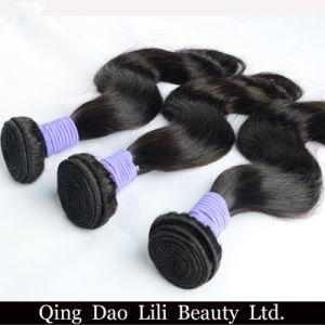 Lili Beauty Large Stock Factory Price No Chemical Virgin Brazilian Hair Free Sample Brazilian Human Hair Bundles pictures & photos