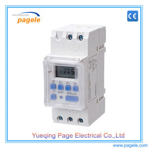 Weekly Programmable Timer Relay Thc15A Timer pictures & photos