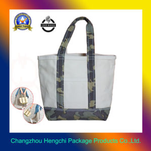2015new Fashion Canvas Bag/12oz Natural Canvas Bag pictures & photos