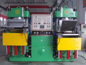 Full-Automatic High Quality Wristband, Silicone Bracelets Making Transfer Molding Machine pictures & photos