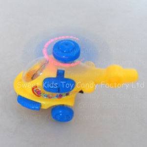 Light up Helicopter Candy Toy and Candy in Toys (130911) pictures & photos
