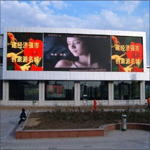 Rental Outdoor P6 LED Display pictures & photos