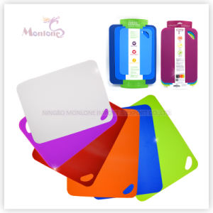 Square PP Soft Cutting Board, Colorful PP Soft Chopping Board pictures & photos