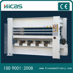 Wood Door Hot Press Machine Hot Press for Wood Doors pictures & photos