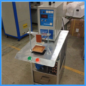 High Frequency IGBT Coaxial Splitter Induction Welding Brazing Machine (JL) pictures & photos