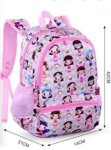 OEM Cute Girl′s Backpack Bags pictures & photos