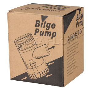 Electric Powered DC Water Bilge Pump 12V 2000gpm pictures & photos