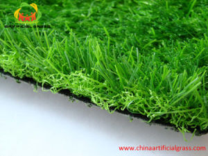 35mm Highly Permeable Pets Green Synthetic Grass Turf pictures & photos
