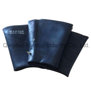 Rubber Tyre Inner Tube for Motorcycle Truck OTR pictures & photos