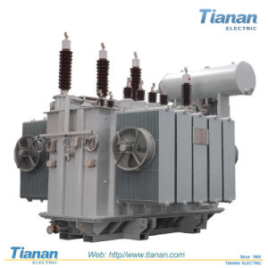 Oil Immersed Distribution Transformer Power Transformer pictures & photos