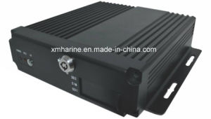 4 Channel Vehicle Mobile SD Card DVR with 3G/4G GPS pictures & photos