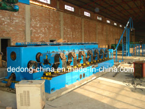Aluminum Rod Continuous Casting & Rolling Line with Furnace