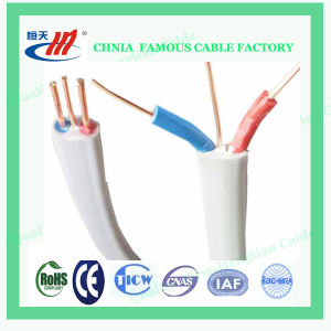 PVC Insulted PVC Sheathed Shielded Flexible Cable