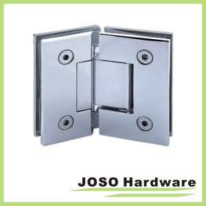 180 Degree Glass to Glass Brass Mount Glass Hinge Bh2002 pictures & photos