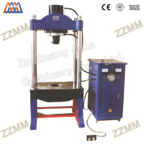 Four Column Slide Beam Hydraulic Press (Simple Type HP-63F) pictures & photos