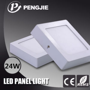 Aluminum LED Light Panel Ceiling for Commercial Building with CE pictures & photos