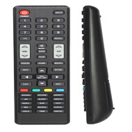 Air Mouse with Mini Qwerty Keyboard 2.4G Wireless Remote Control for Smart TV/Android TV pictures & photos