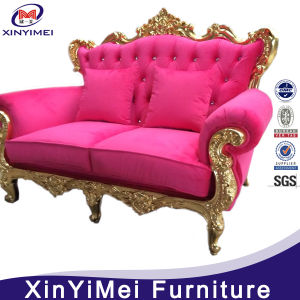 Hot Selling Modern Living Room Fabric PU Sofa (XYM-9601) pictures & photos