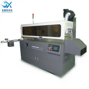 Fully Automatic Single Color Curved Surface Silk Screen Printing Machine pictures & photos
