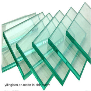 High Quality Clear Annealed Glass for Low E Coating, Color Printing Process pictures & photos