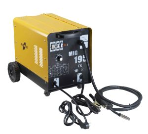 MIG Welding Machine with Gas (MIG-195) pictures & photos