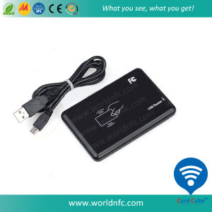Best Selling High Frequency RFID IC Card Reader pictures & photos