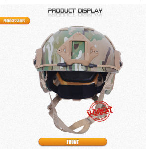 Ballistic/Bulletproof Fast Helmet Multicam Color pictures & photos
