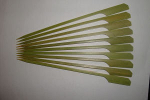 Fruit Pick Bamboo Skewer Stick pictures & photos