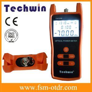 Techwin Handheld Fiber Optical Power Meter pictures & photos