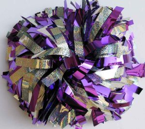 Metallic 6 Inches POM POM pictures & photos